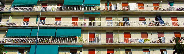 Psicologia del rapporto tra vicini di casa psicologia for Piani di casa del condominio